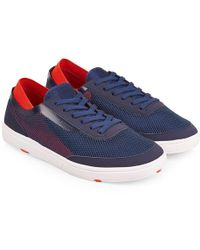 Orlebar Brown | Larson Navy/red Shoe You Can Swim In | Lyst