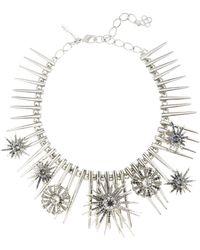 Oscar de la Renta - Celestial Star Necklace - Lyst
