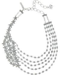 Oscar de la Renta - Star Fish Necklace - Lyst