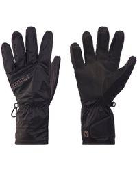Marmot - Handschuhe »PreCip Undercuff Gloves Men« - Lyst