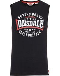 Lonsdale London - Shirt »ST.AGNES« - Lyst