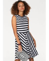 a362bee7416 Tommy Hilfiger - Kleid »BETTINA DRESS NS« - Lyst