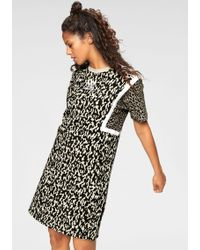 92c697dc733cce adidas Originals - Jerseykleid »LEOFLAGE TEE DRESS« - Lyst