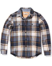 Outerknown - Highland Blanket Shirt - Final Sale - Lyst