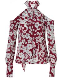 Alexis - Paloma Top Floral - Lyst