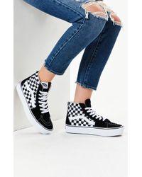 fc3881f18a Vans - Women s Sk8-hi Platform 2.0 Sneakers - Lyst