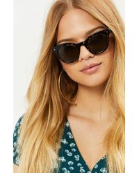 Wonderland - Tortoise Shell Perris Sunglasses - Lyst