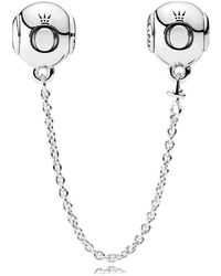 PANDORA - Essence Safety Chain - Lyst