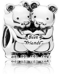 PANDORA - Best Buddies Charm - Lyst