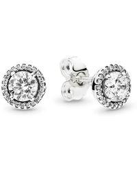 9f739d949 Women's PANDORA Earrings - Lyst