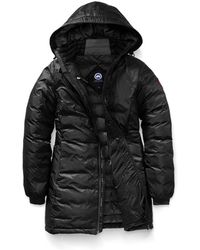 Canada Goose - Camp Down Hooded Jacket - Lyst
