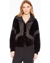 Parker - Hollis Velvet Jacket - Lyst