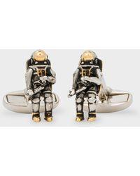 Paul Smith - 'Spaceman' Cufflinks - Lyst