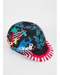 Paul Smith - + Cinelli 'lagoon Monster' Cycling Cap - Lyst