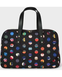 Paul Smith - Cycle Jersey Polka-dot Holdall - Lyst