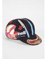 Paul Smith - + Cinelli 'egg And Bacon' Cycling Cap - Lyst