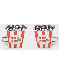 Paul Smith - Popcorn Box Cufflinks - Lyst