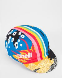 Paul Smith - + Cinelli 'rainbow Warrior' Cycling Cap - Lyst