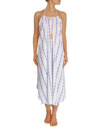 Heidi Klein - Folly Island Tassel Maxi Dress - Lyst