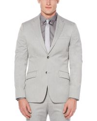 Perry Ellis - Very Slim Fit Heather Stretch Suit Jacket - Lyst