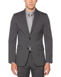 Perry Ellis - Slim Fit Heather Suit Jacket - Lyst
