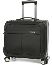 Perry Ellis | 8 Wheel Spinning Mobile Office Tote | Lyst
