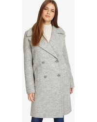 Phase Eight - Julissa Double-breasted Coat - Lyst