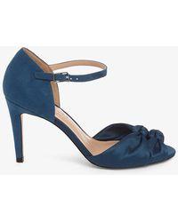 Phase Eight - Bonnie Knot Peep Toe Sandals - Lyst