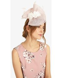 Phase Eight - Carly Flower Fascinator - Lyst