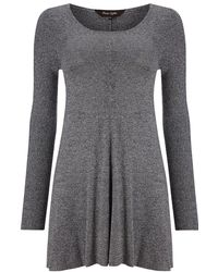 Phase Eight - Marl Cali Swing Knitted Top - Lyst