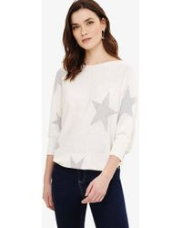 b381b2fb46d Becca Star Intarsia Knitted Jumper