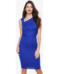 Phase Eight - Trista Plain Jersey Dress - Lyst