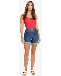 Phase Eight - Darenna Turn Up Shorts - Lyst
