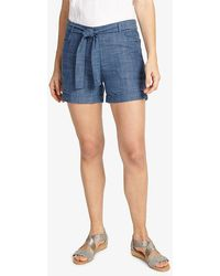 Phase Eight - Lynne Tie Front Shorts - Lyst