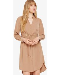 Phase Eight - Hannah Drawstring Tunic Dress - Lyst