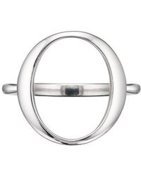 Phase Eight - Sterling Silver Ring - Lyst