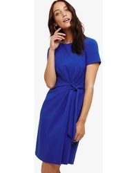 Phase Eight - Thelma Tie Side Dress - Lyst