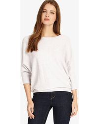 Phase Eight - Becca Coloured Fleck Jumper - Lyst