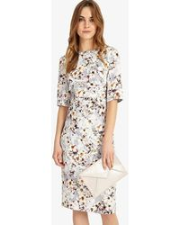 Phase Eight - Ember Floral Dress - Lyst