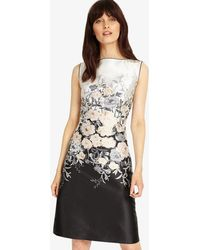 ad919e09f9 Phase Eight - Piper Jacquard Dress - Lyst