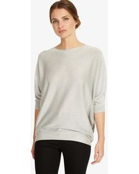 Phase Eight - (d) Shimmer Becca Batwing Jumper - Lyst