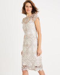 Phase Eight - Frances Lace Dress - Lyst