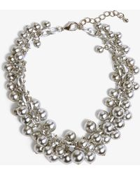 Phase Eight - Betty Jumble Statement Necklace - Lyst