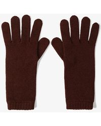 Phase Eight - Short Cuff Cashmere Gloves - Lyst