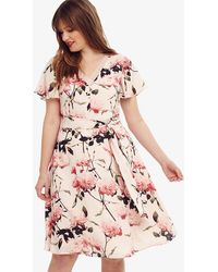 Phase Eight - Calista Floral Dress - Lyst