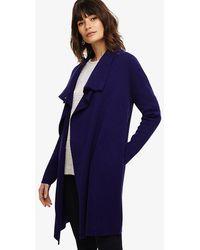 Phase Eight - Paloma Knit Coat - Lyst
