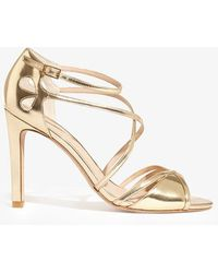 Phase Eight - Pippa Leather Sandals - Lyst