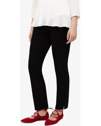 Phase Eight - Lucy Notch Hem Trouser - Lyst