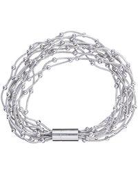Phase Eight - Dafne Multi Row Bracelet - Lyst