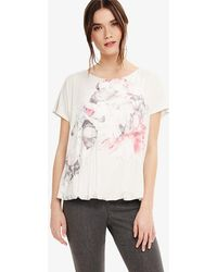 Phase Eight | Kirsten Floral Print Top | Lyst